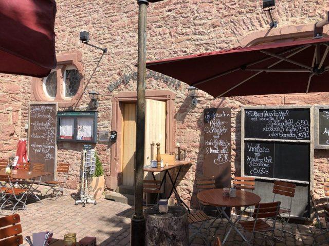 Burg Wertheim, Wertheim Castle Restaurant