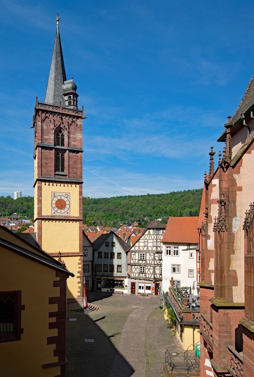 Town of Wertheim