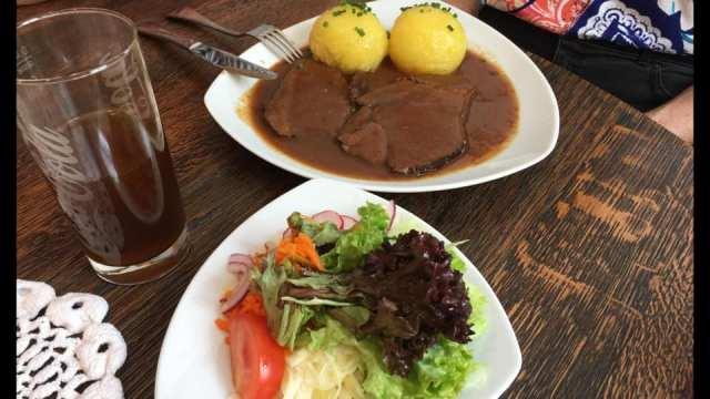 Sauerbraten Recipe, German Dish