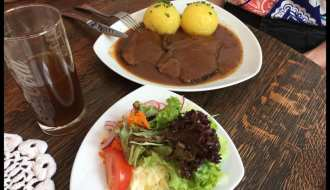 Sauerbraten Recipe, German Dish