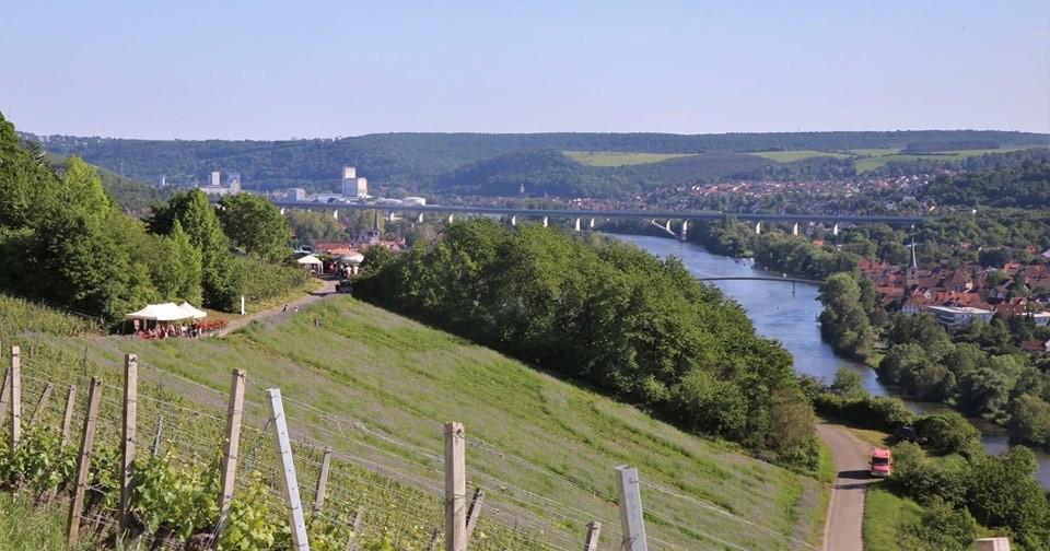 Veitshoechheim Winewalk, Weinwanderung, Weinschlendern