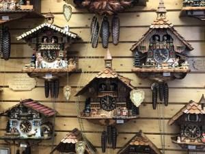 Cuckoo clock, Black Forest, Kuckucksuhr