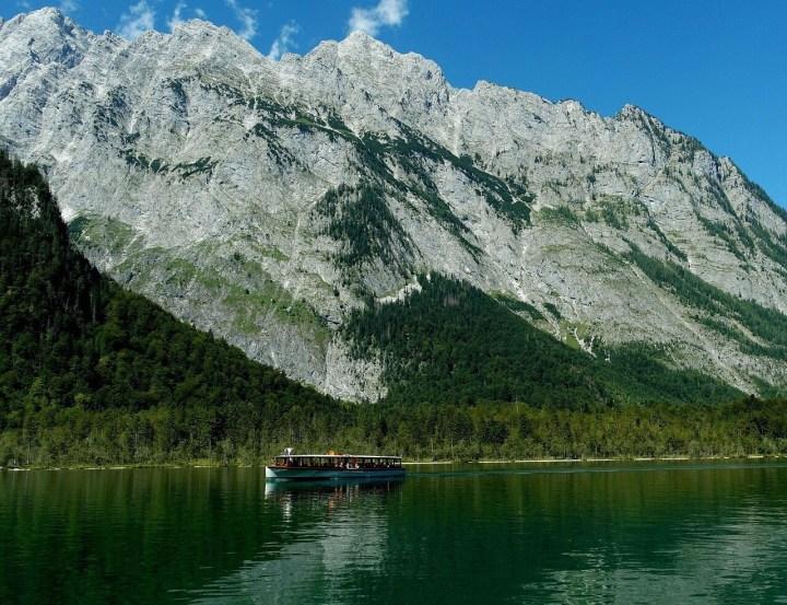 Koenigsee boat ride, Berchtesgaden