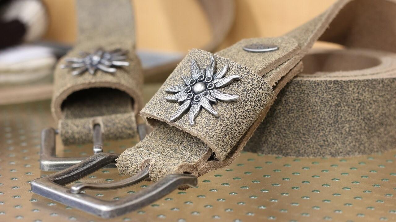Edelweiss branding, Edelweiss belt, symbol