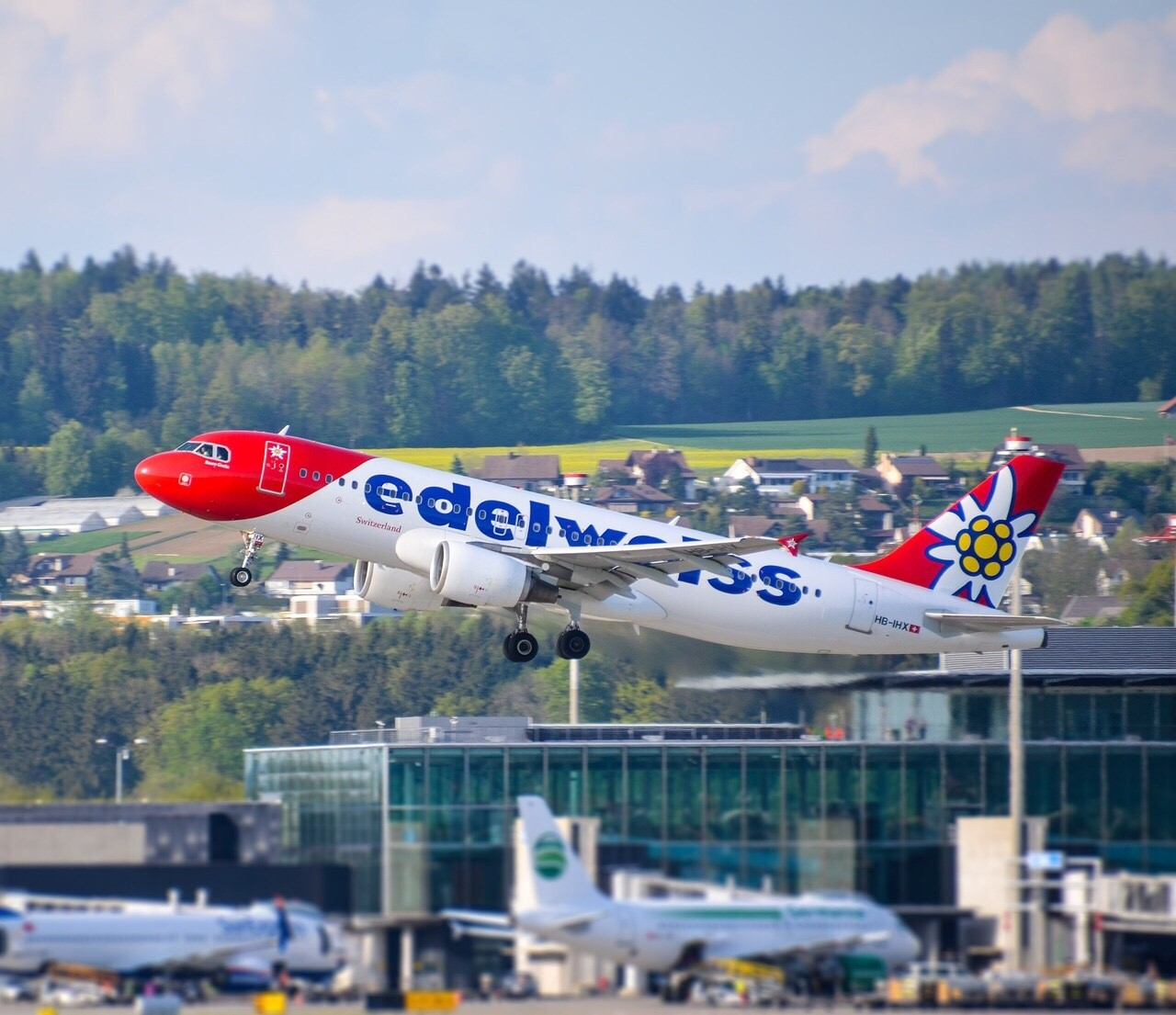 Edelweiss Brand, Edelweiss Airline, symbol