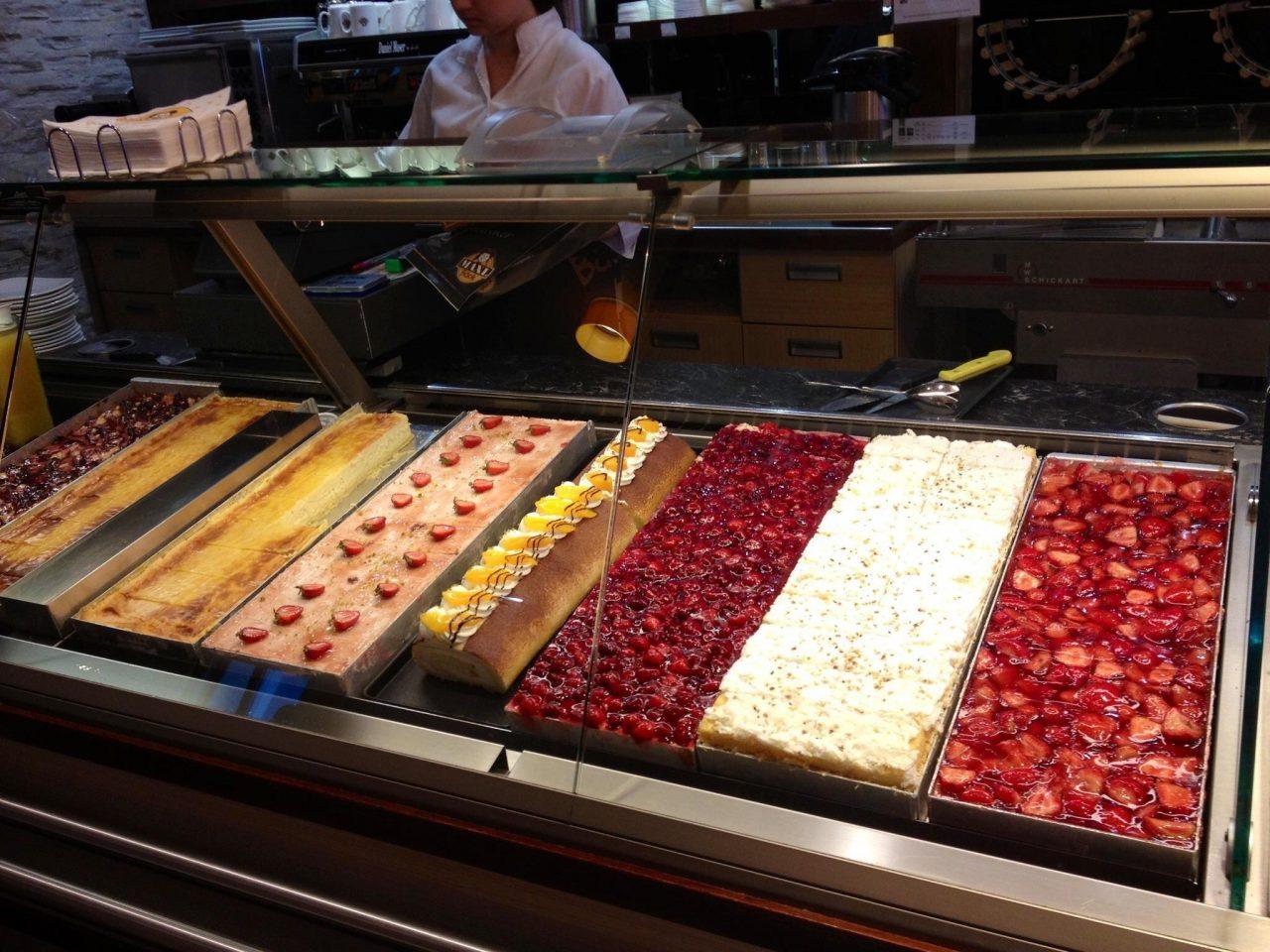 German bakery cake sheet