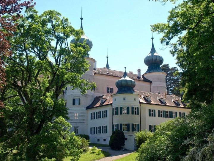 Castle Schloss Artstetten, Duke Franz Ferdinand