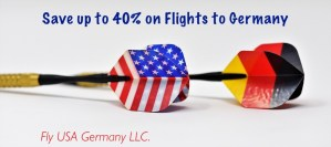 Fly USA Germany LLC logo