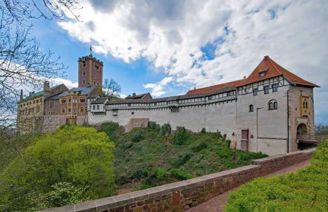 Wartburg Eisenach, Martin Luther Refuge