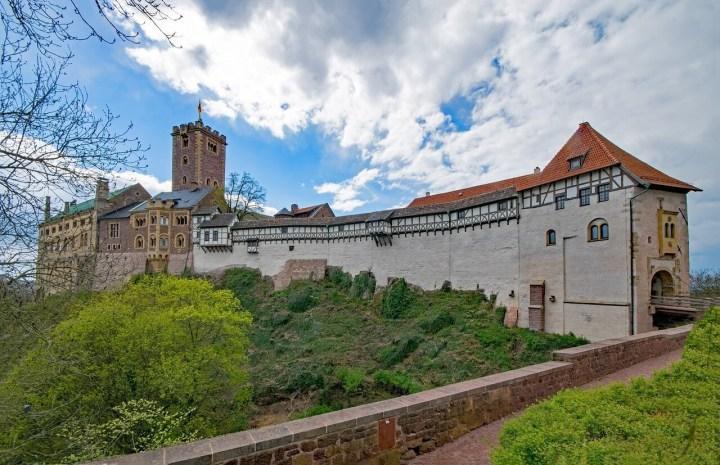 Wartburg Eisenach, Martin Luther Refuge