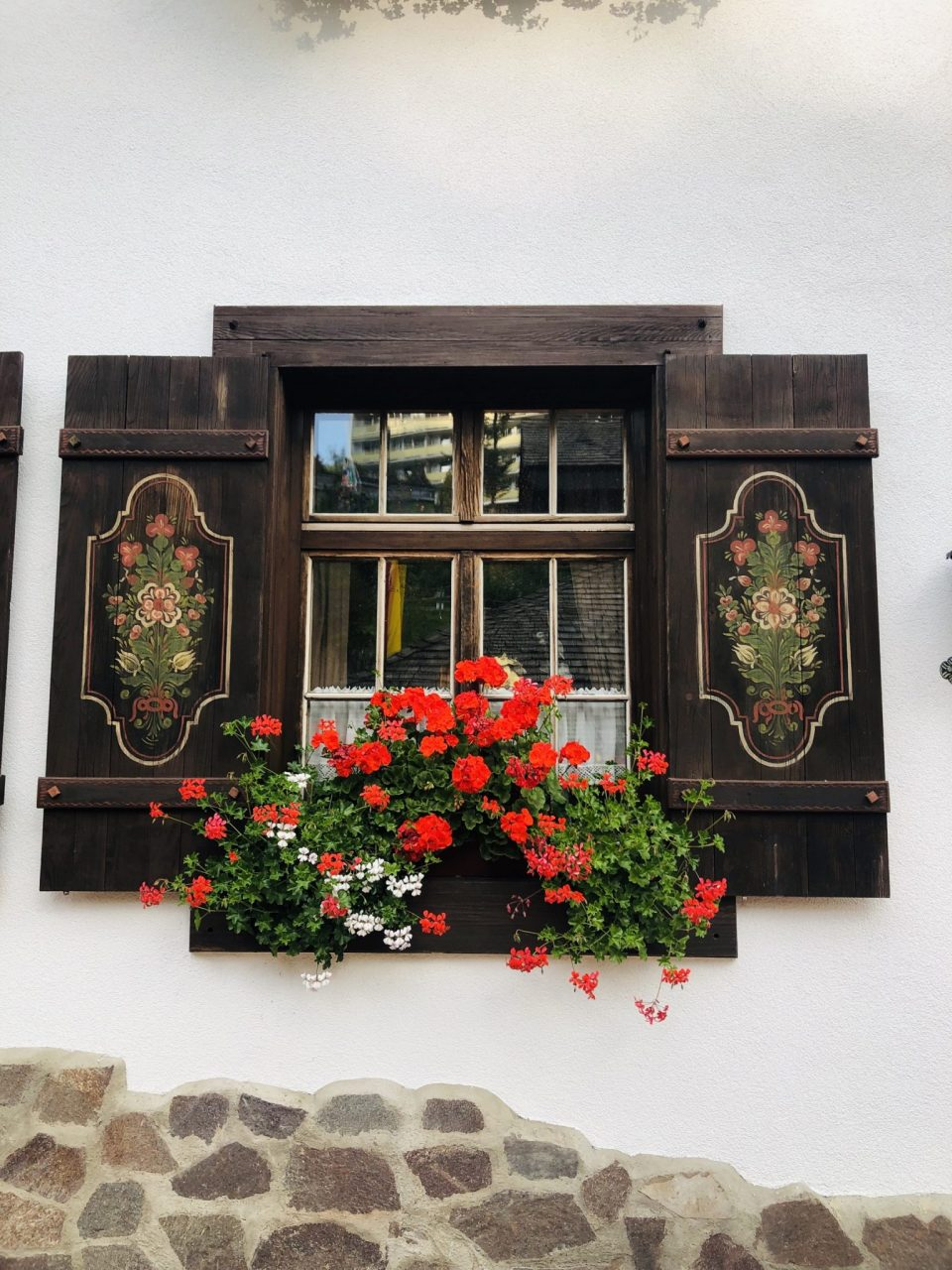 Triberg, Black Forest, Schwarzwald window
