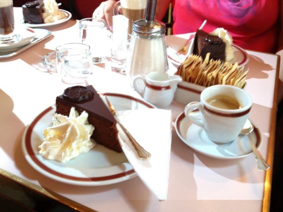 Sacher Torte, Vienna