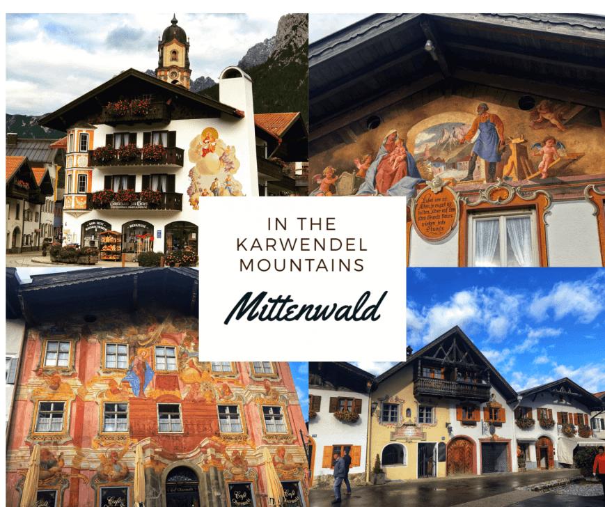 Mittenwald, Karwendel Mountains, Bavaria