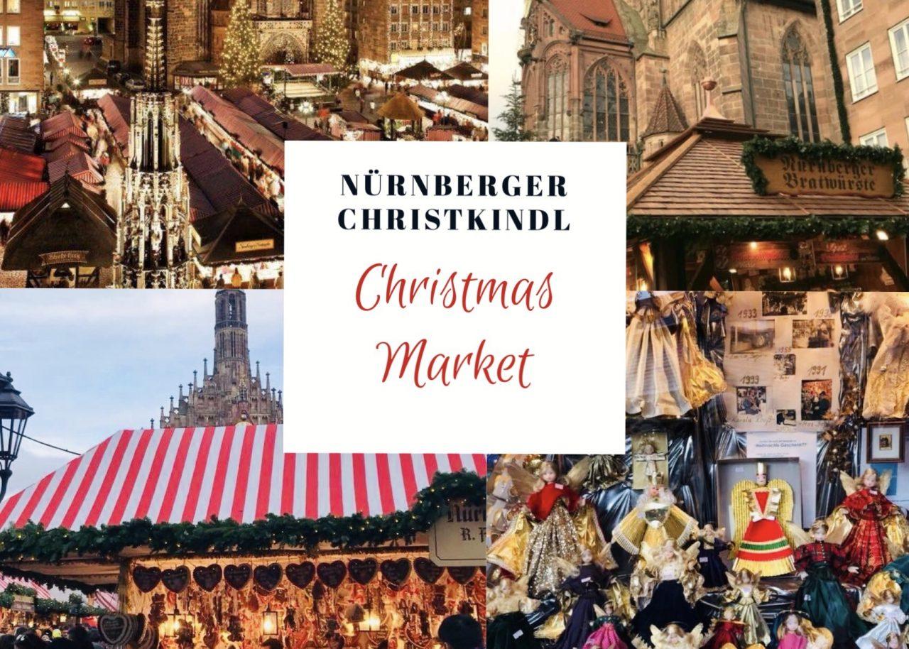 Nuernberger Christmas Market