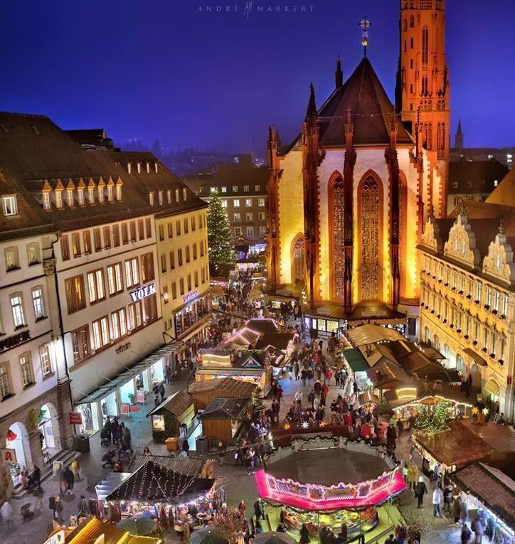 Würzburger Christmas Market