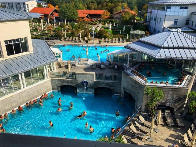 Thermalbad Bad Füssing, Therme 1