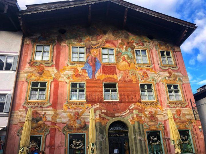 Cafe Obermarkt in Mittenwald