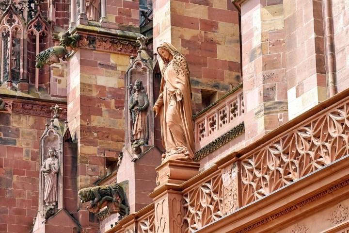 Freiburg Münster. Cathedral