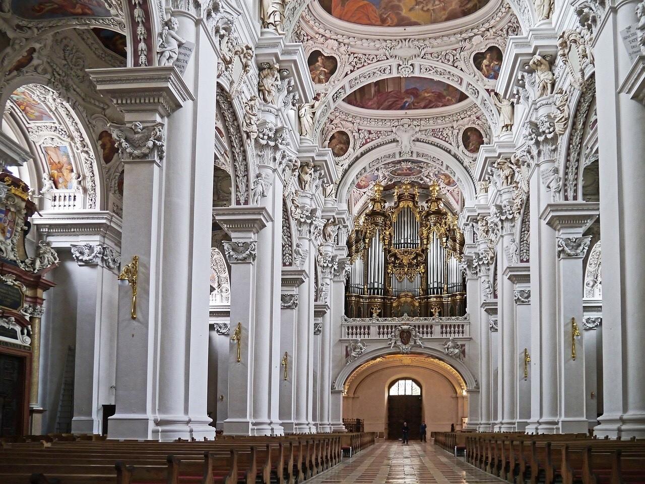 Stephansdom Passau Organ