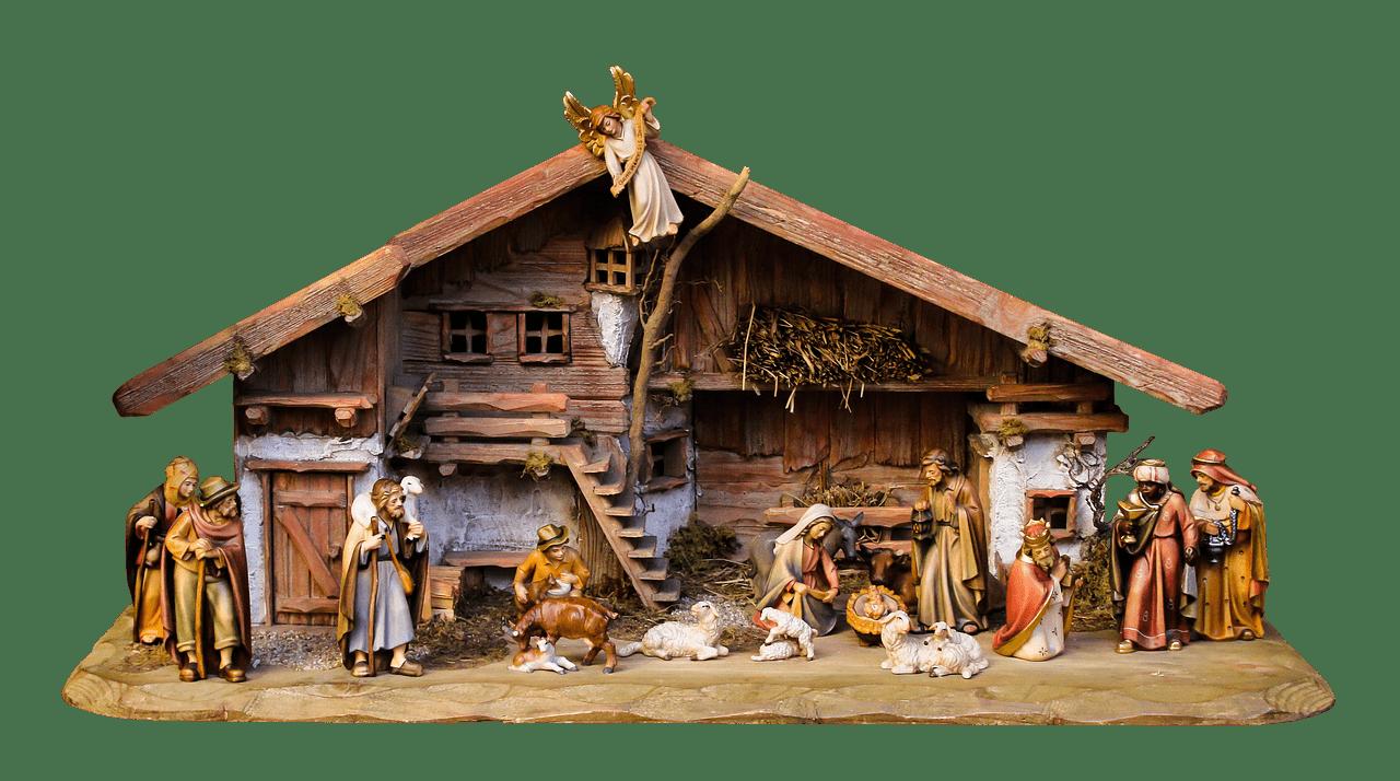 Nativity Scene, Krippe