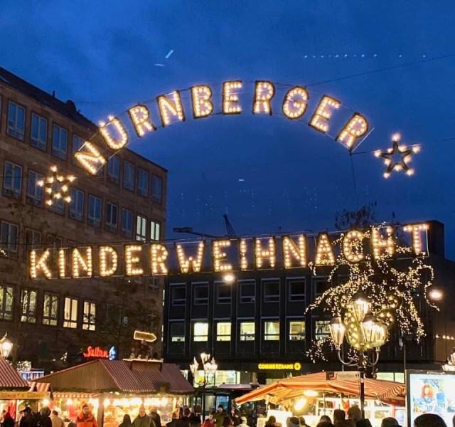Nürnberger Kinder Weihnacht, Children Christmas