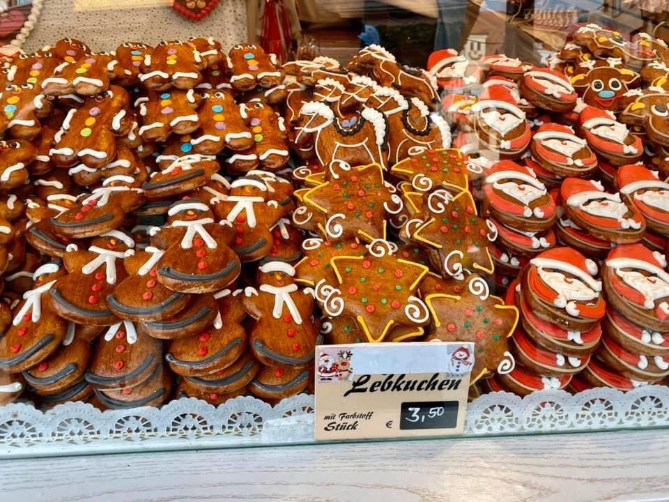 Lebkuchen, Gingerbread