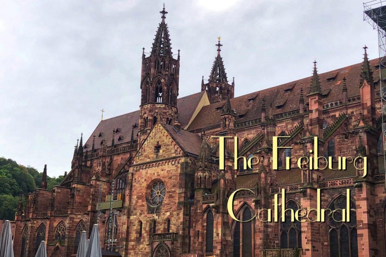 Freiburg Cathedral, Muenster