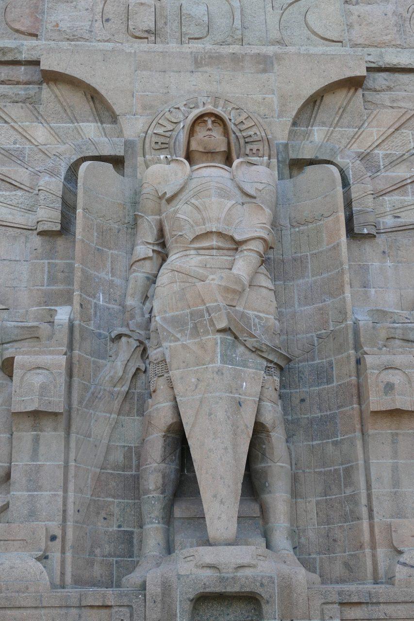 Leipzig Voelkerschlacht Memorial