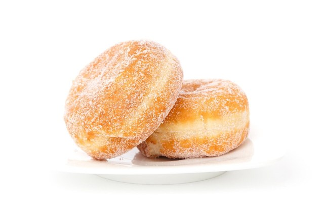 Faschingskrapfen, German Donut