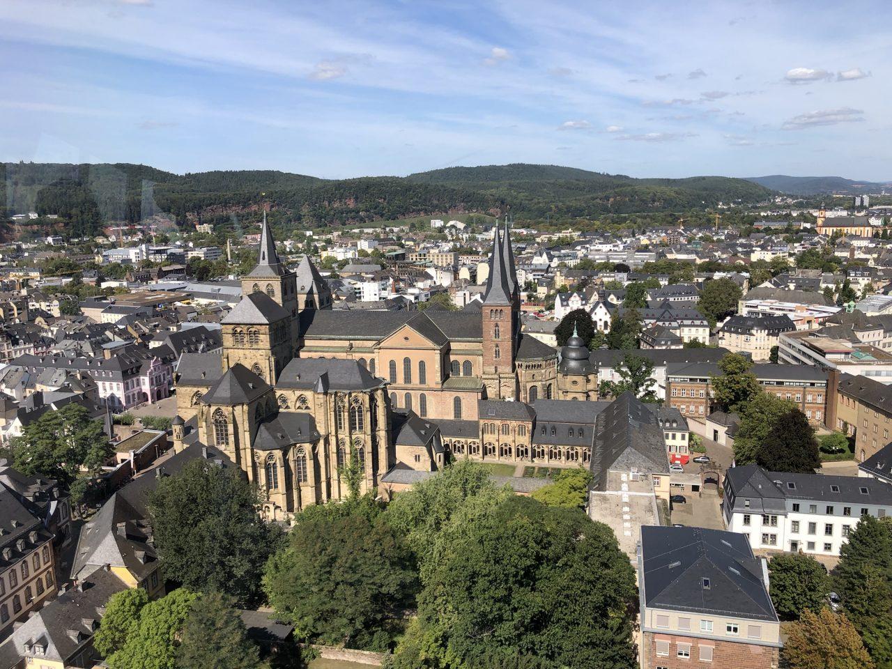 Trier, Germany, oldest city