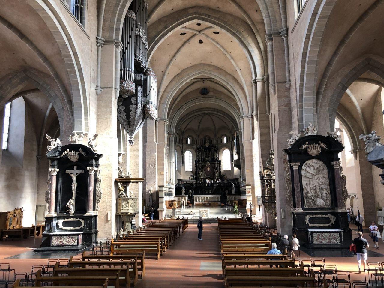 Cathedral of Trier interior