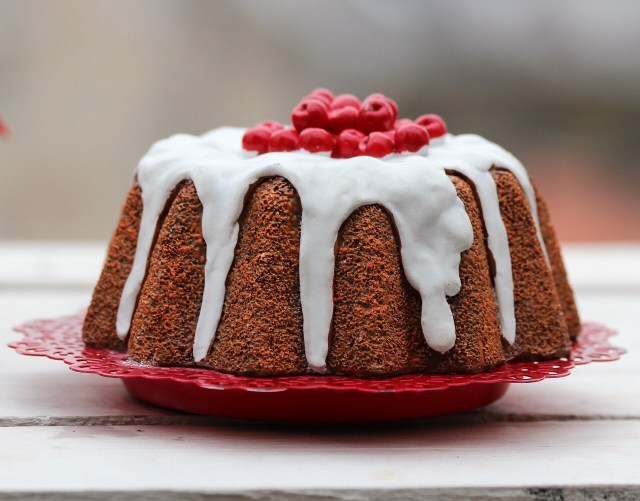 Rumkuchen, Rum cake