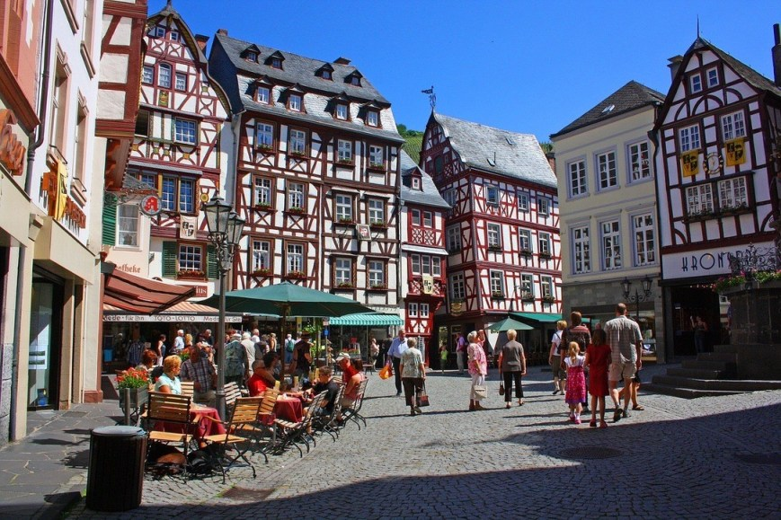 Bernkastel-Kues, Rhineland
