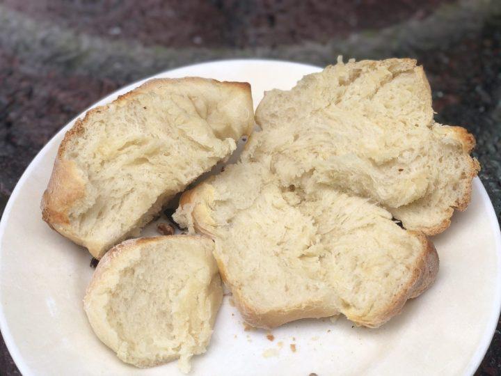 Eierweck, sweet yeast roll