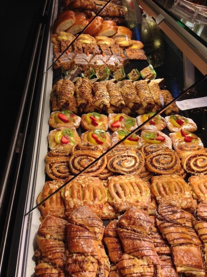 German pastries, Bakery