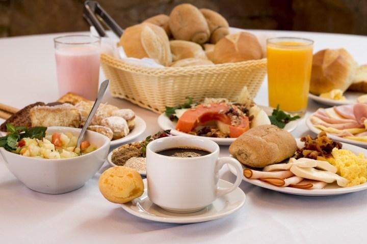 German Breakfast, Frühstück