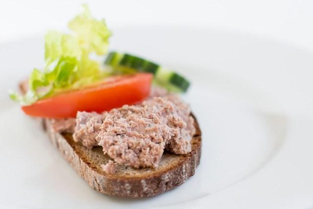 Pfälzer Leberwurst, German liverwurst