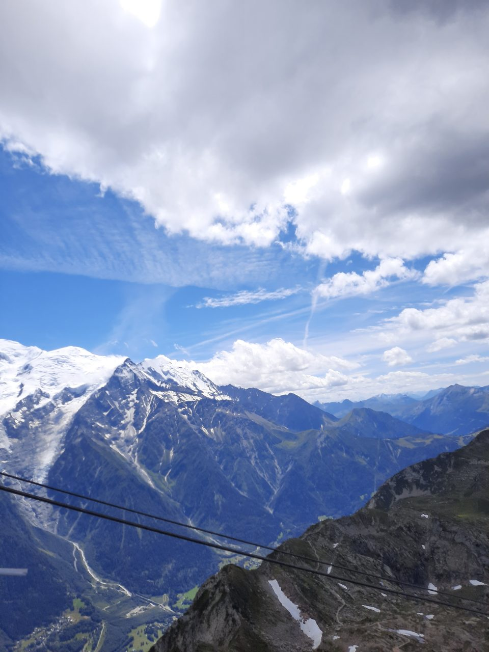 Brevent mountain