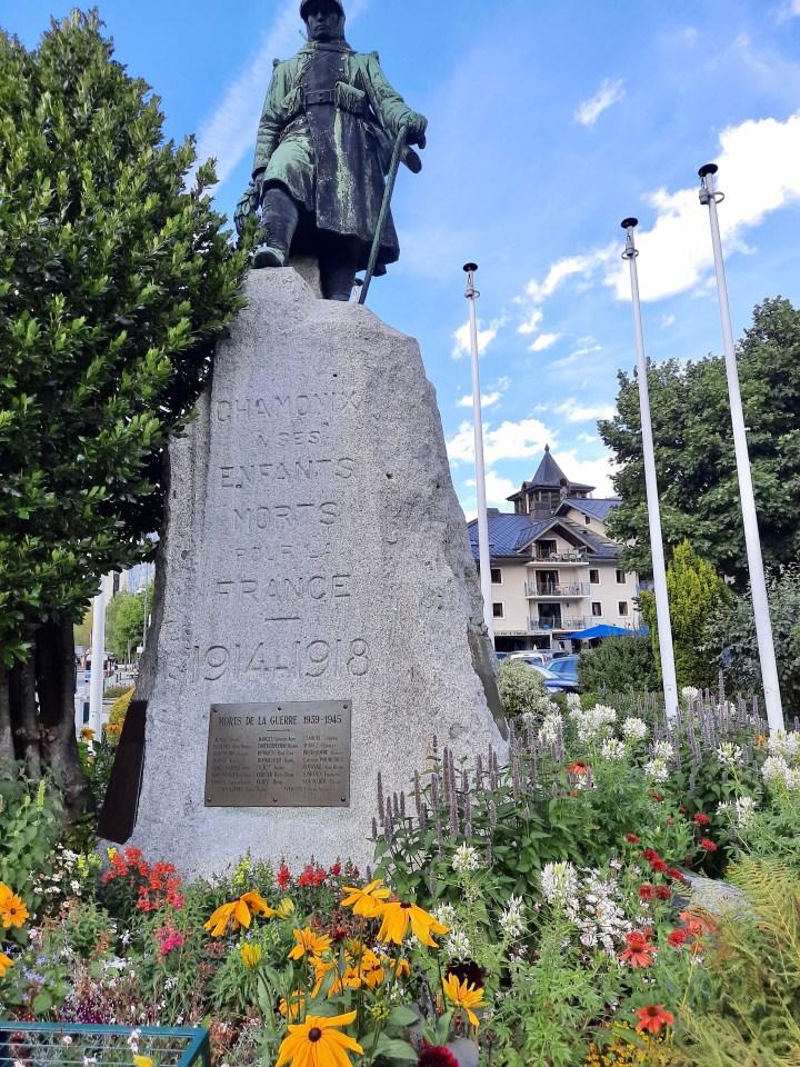 Communial Chamonix, France