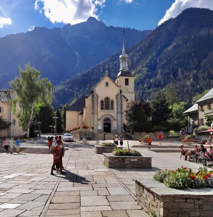 Chamonix-MontBlanc,St. Michel's Catholic Church
