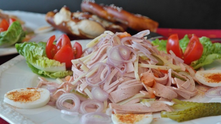 German Wurstsalat