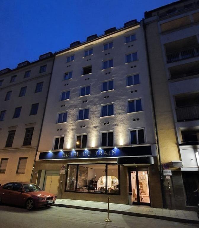 Hotel du Train Hotel, Munich