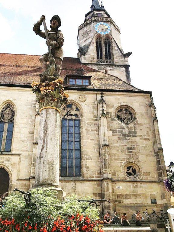 Stiftskirche Tuebingen