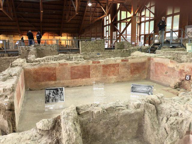 Roman villa in Ahrweiler, Römervilla