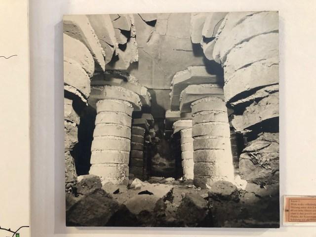 Roman floor heating