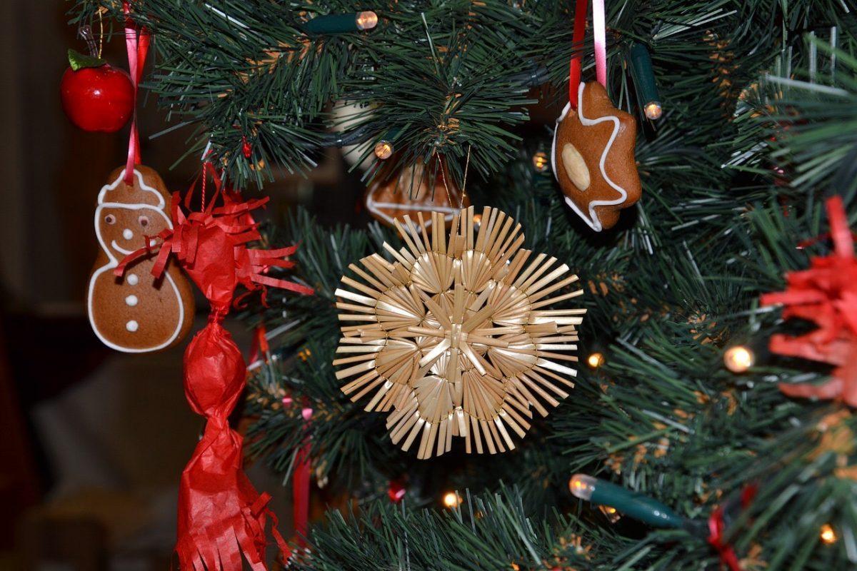 Stroh Stern, Straw Ornament