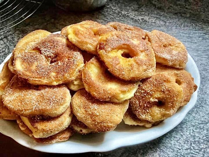 Apple Pancakes, Apfelkräpfchen