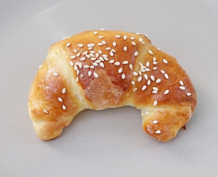 Eierweck, yeast croissant