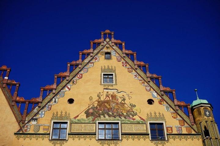 Ulm Rathaus