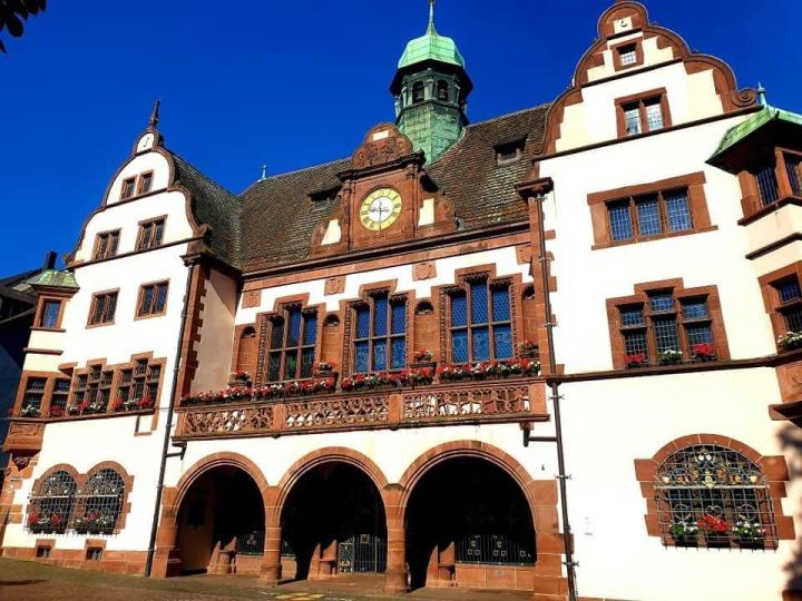 Freiburg in the Black Forest